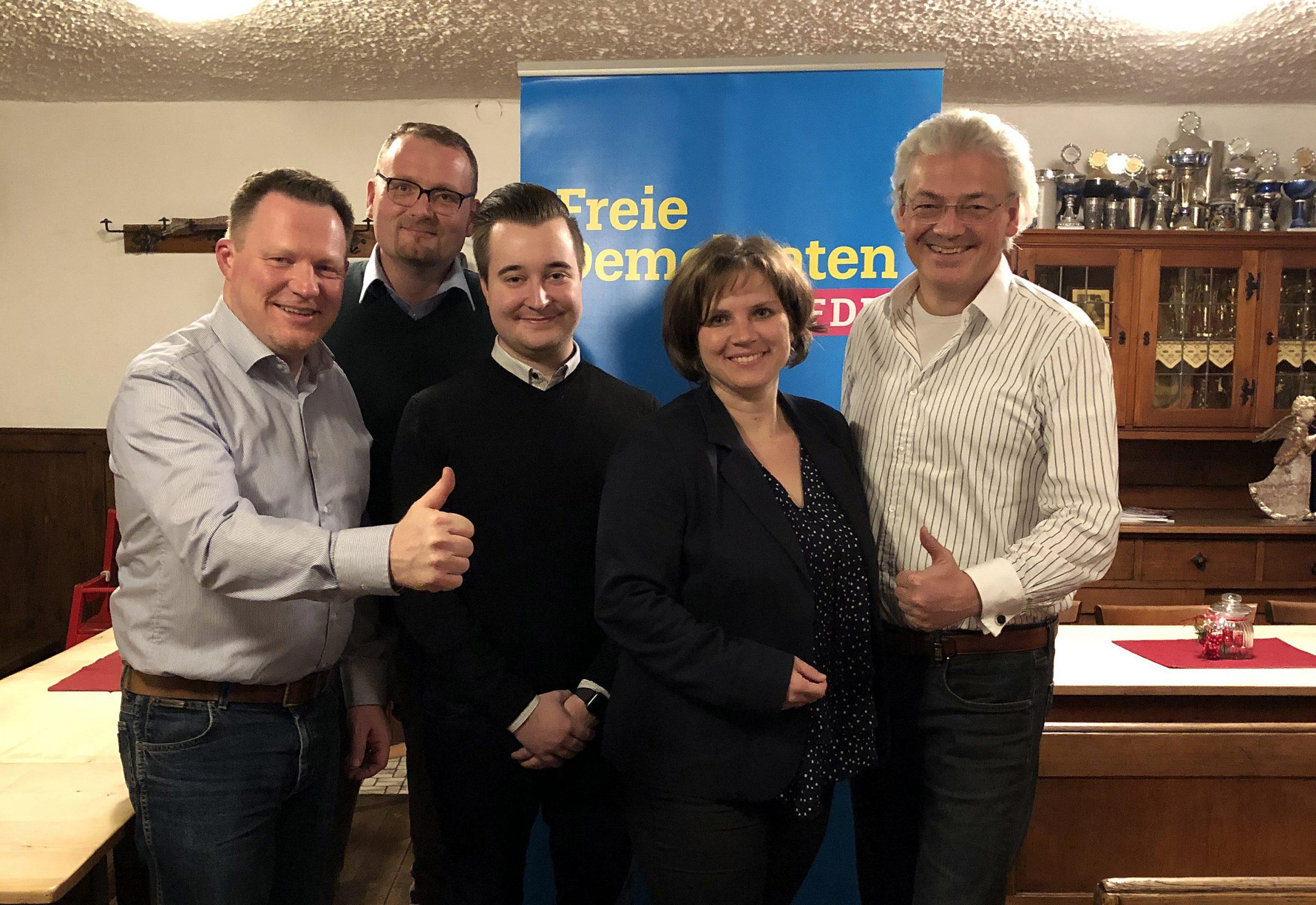 FDP Altomünster Kommunalwahl 2020
