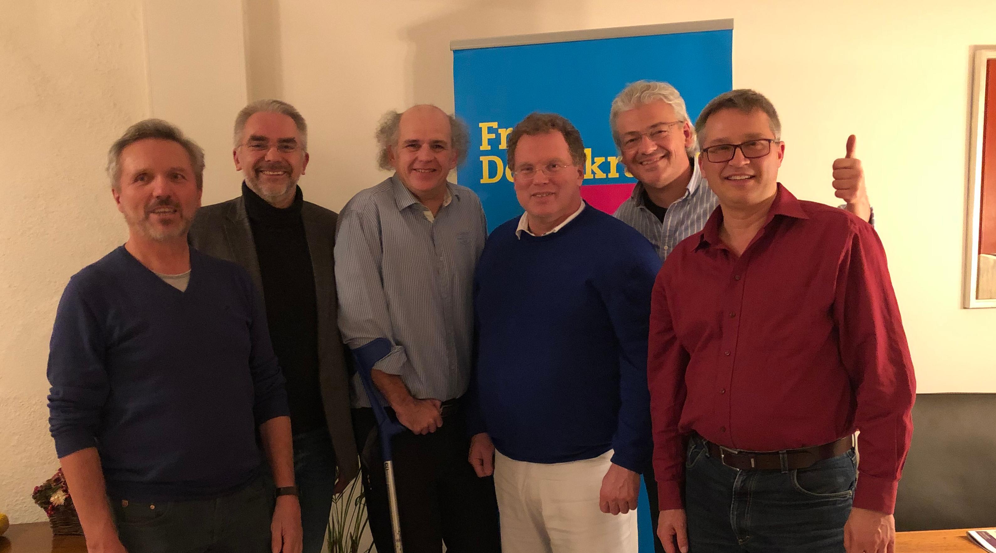 FDP Haimhausen Wahl 2020