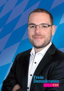 Peter Franke FDP Petershausen