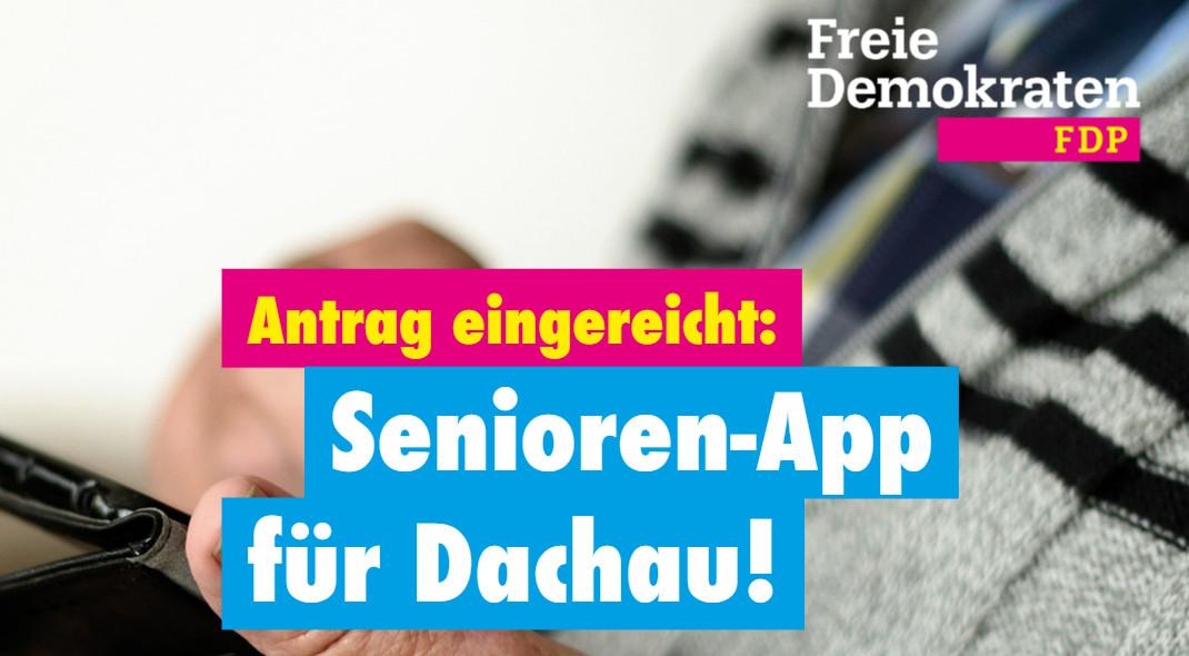 Senioren App für Dachau